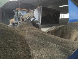 沥青拌合站采砂厂
